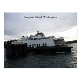 Ferry Postcard