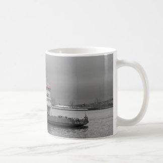 Ferry Ride Classic White Coffee Mug