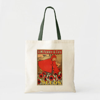 Ferry Seeds budget tote Tote Bag