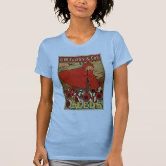 Ferry Seeds Pale Blue T-Shirt