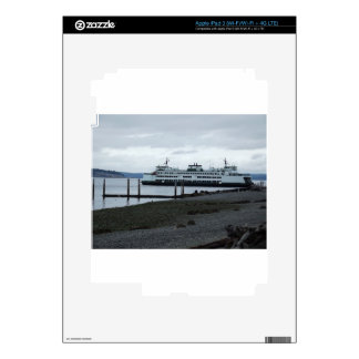 Ferry Skin For iPad 3