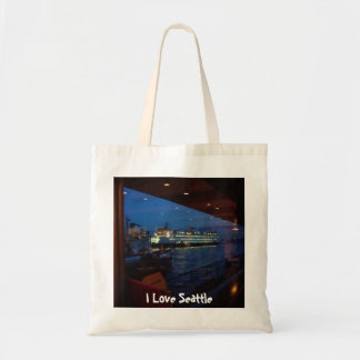 Ferry through the Window Tote Bag