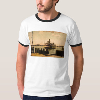 Ferry to Windsor, Canada from Detroit, Michigan T-Shirt