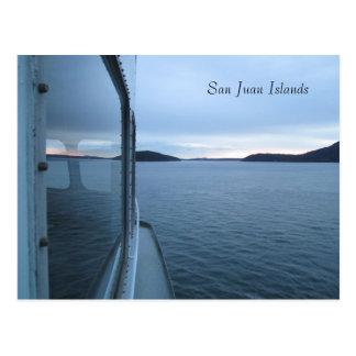 Ferry View Postcard