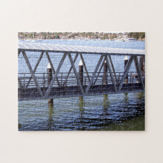 Ferry Wharf Puzzle
