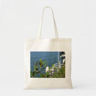 Ferry Wharf Tote Bag