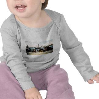 Ferryboats to Portsmouth & Berkely, VA T-shirts