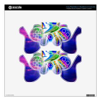 fertile imagination 9 decal for PS3 controller