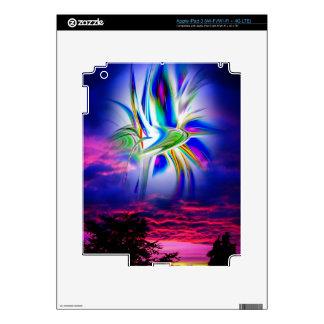 fertile imagination 9 iPad 3 decals