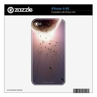 Fertilisation Skin For The iPhone 4S