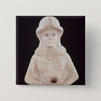 Fertility goddess, from Mari, Middle Euphrates Button