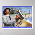 Fest 2006 del jazz del otoño de la playa de Rehobo Posters