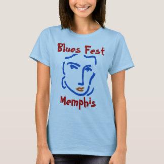 Fest de los azules, Memphis Playera
