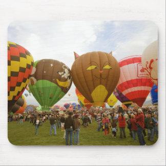 Fest del globo mousepads