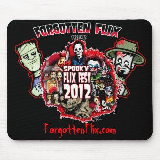 Fest fantasmagórico de Flix Mousepad 2012 Alfombrillas De Ratones