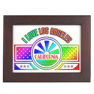 """""""Fest Los Angeles"""" Keepsake Box"""