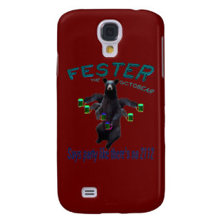 Fester Says Party Like Theres No 2112 Galaxy S4 Case