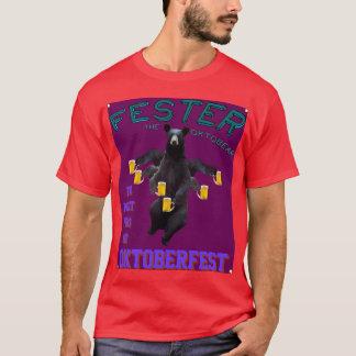 Fester The OktoBear Ill Meet You At Oktoberfest T-Shirt