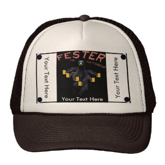 Fester The OktoBear-K-Oktoberfestivus Hat