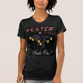 Fester The OktoBear-K-Oktoberfestivus Tees
