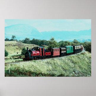 Festiniog Railway Poster