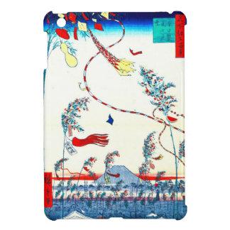 Festival 1857 de Edo Tanabata iPad Mini Cárcasa