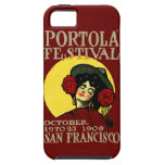 Festival 1909 de San Francisco Portola iPhone 5 Case-Mate Carcasas