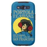 Festival 1909 de San Francisco Portola Samsung Galaxy S3 Protector