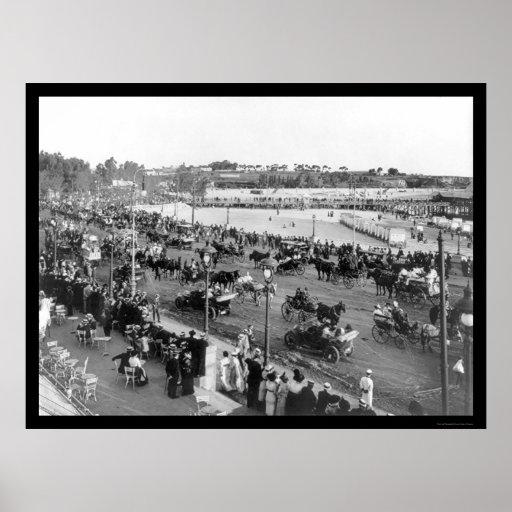Festival 1914 de Montevideo, Uruguay Póster