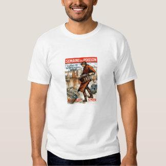 Festival 1923 de los mariscos camisas
