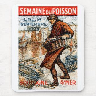 Festival 1923 de los mariscos tapete de ratones