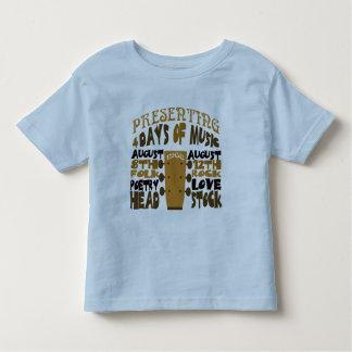 Festival 1968 del cabezal camisas