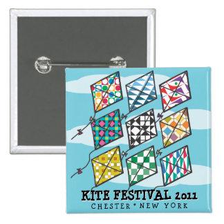 Festival 2011 de la cometa pins