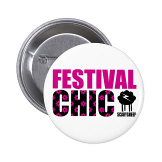 Festival Chic Pin