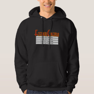 FESTIVAL CINEMA FRONT + YOUR TEXT Hoodie