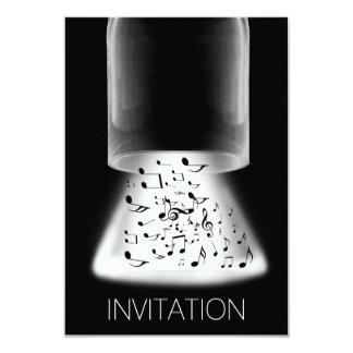 Festival Concert Music Party Vip Invitation