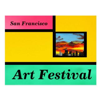 Festival de arte postales