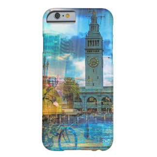 Festival de la ciudad de San Francisco Embarcadero Funda Barely There iPhone 6