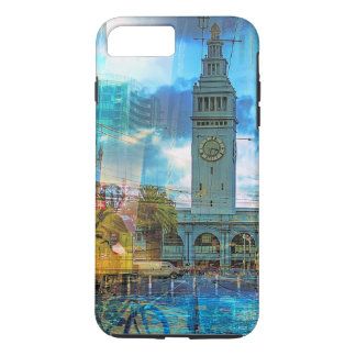 Festival de la ciudad de San Francisco Embarcadero Funda iPhone 7 Plus
