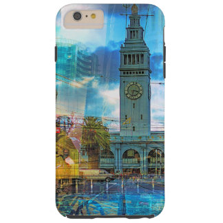 Festival de la ciudad de San Francisco Embarcadero Funda Resistente iPhone 6 Plus