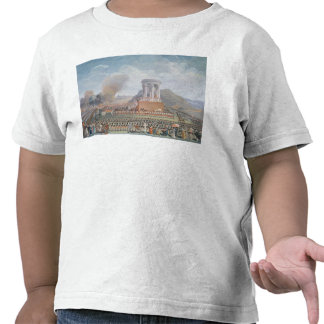 Festival de la federación, el 14 de julio de 1790 camisetas