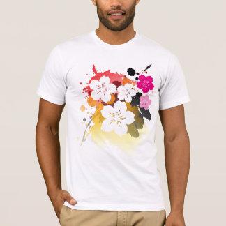 Festival de la flor de cerezo playera