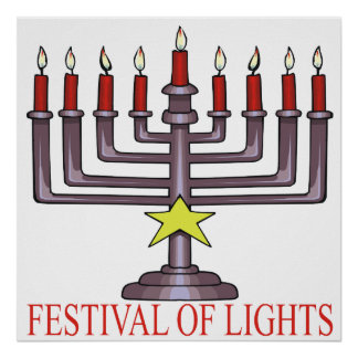 Festival de luces poster