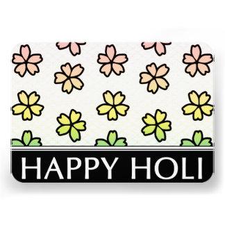 festival de primavera feliz del holi comunicados