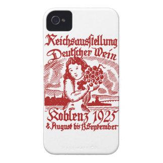 Festival de vino de 1925 alemanes iPhone 4 cobertura