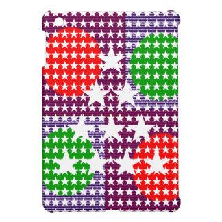 Festival Decorations: Star Moon Sparkle iPad Mini Covers