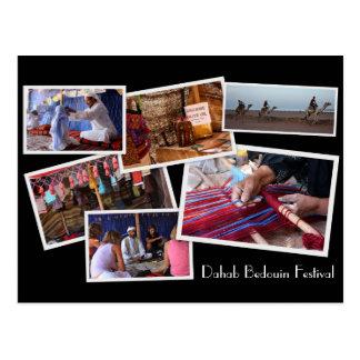 Festival del beduino de Dahab Postal