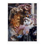 Festival del italiano del ~ de la máscara del carn tarjetas postales