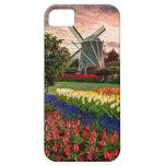 Festival del tulipán iPhone 5 Case-Mate fundas