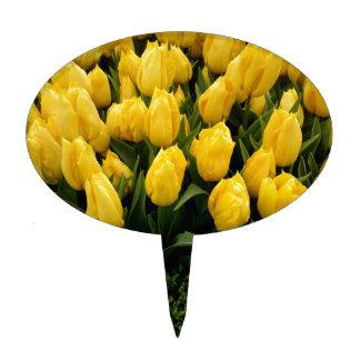 Festival del tulipán - primero de 27 tortas decoración de tarta